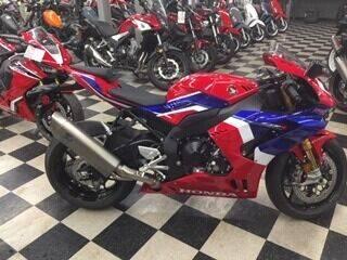 2021 Honda CBR 1000RR-R FIRE BLADE for sale at Irv Thomas Honda Suzuki Polaris in Corpus Christi TX