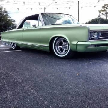 1966 Chrysler Newport for sale at Haggle Me Classics in Hobart IN
