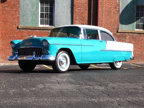 1955 Chevrolet Bel Air for sale at Michael Thomas Motor Co in Saint Charles MO
