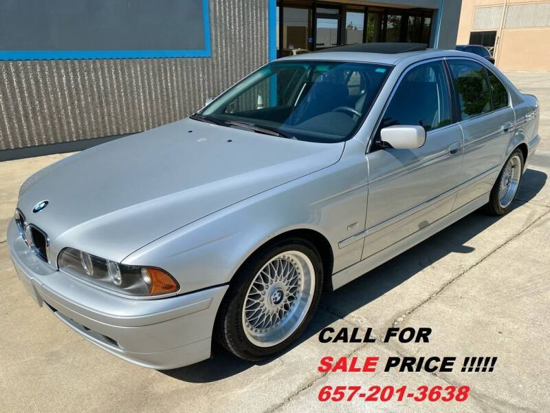 2001 BMW 5 Series for sale at 7 Auto Group in Anaheim CA