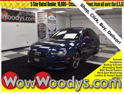 2018 Audi S4 for sale at WOODY'S AUTOMOTIVE GROUP in Chillicothe MO
