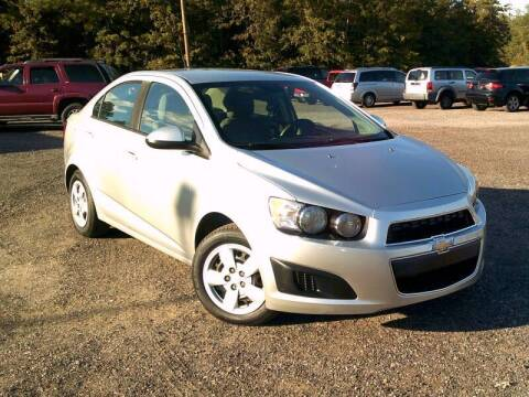 2013 Chevrolet Sonic for sale at Let's Go Auto Of Columbia in West Columbia SC