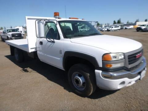 2006 GMC Sierra 3500 for sale at Armstrong Truck Center in Oakdale CA