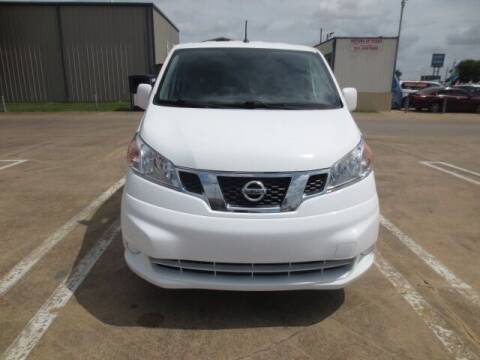 2015 Nissan NV200 for sale at MOTORS OF TEXAS in Houston TX