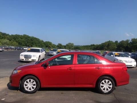 2010 Toyota Corolla for sale at CARS PLUS CREDIT in Independence MO
