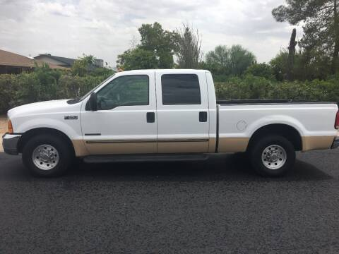 1999 Ford F-350 Super Duty for sale at FAMILY AUTO SALES in Sun City AZ