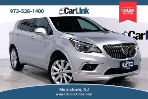 2016 Buick Envision for sale at CarLink in Morristown NJ