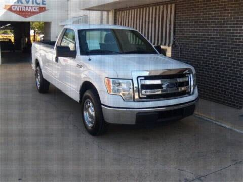 2014 Ford F-150 for sale at PERL AUTO CENTER in Coffeyville KS
