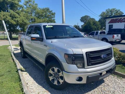 2013 Ford F-150 for sale at Beach Auto Brokers in Norfolk VA