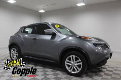 2016 Nissan JUKE for sale at Copple Chevrolet GMC Inc in Louisville NE