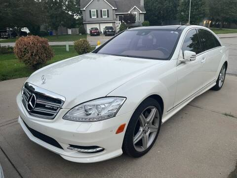2010 Mercedes-Benz S-Class for sale at Euro Auto in Overland Park KS