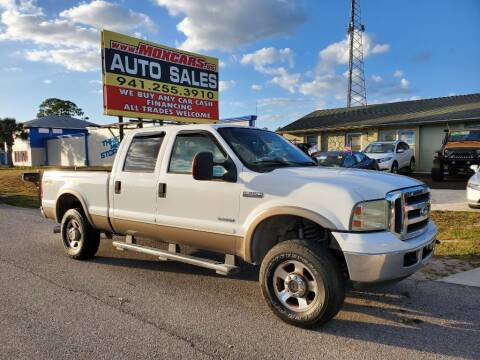 2006 Ford F-250 Super Duty for sale at Mox Motors in Port Charlotte FL