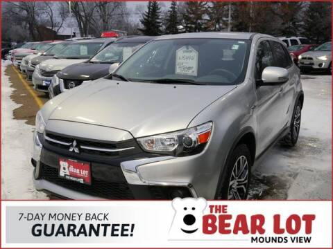 2019 Mitsubishi Outlander Sport for sale at Rydell Auto Outlet in Mounds View MN