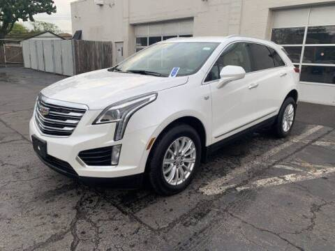 2018 Cadillac XT5 for sale at Cappellino Cadillac in Williamsville NY