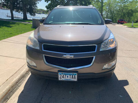 2009 Chevrolet Traverse for sale at Southtown Auto Sales in Albert Lea MN