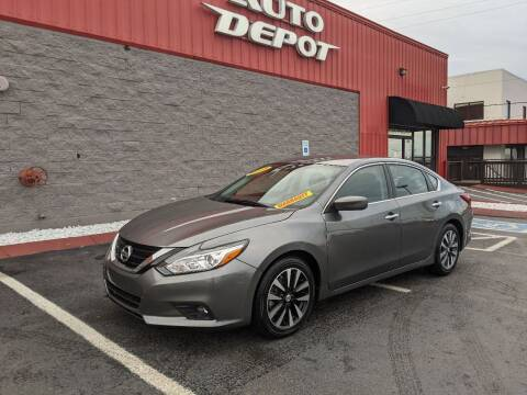 2018 Nissan Altima for sale at Auto Depot of Madison in Madison TN