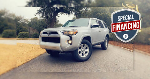 2017 Toyota 4Runner for sale at Auto Mart in North Charleston SC