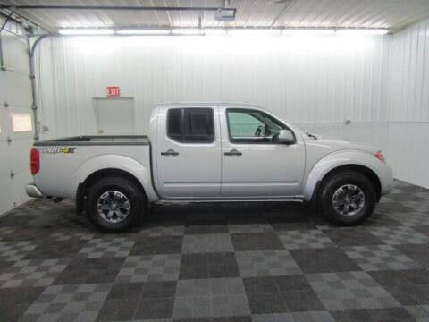 2018 Nissan Frontier for sale at Michigan Credit Kings in South Haven MI