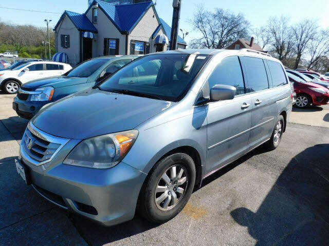 2008 Honda Odyssey for sale at WOOD MOTOR COMPANY in Madison TN