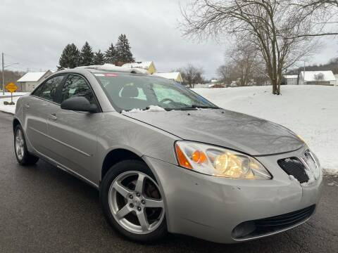 2008 Pontiac G6 for sale at Trocci's Auto Sales in West Pittsburg PA