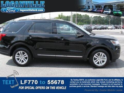 2018 Ford Explorer for sale at Loganville Quick Lane and Tire Center in Loganville GA