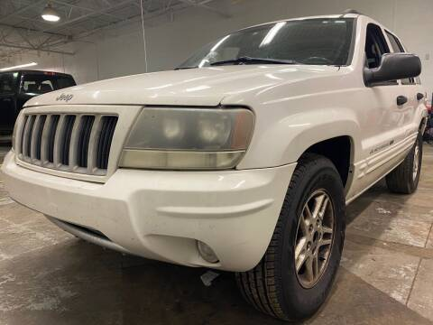2004 Jeep Grand Cherokee for sale at Paley Auto Group in Columbus OH