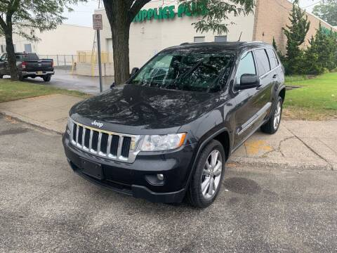 2013 Jeep Grand Cherokee for sale at Adams Motors INC. in Inwood NY