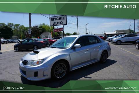 2013 Subaru Impreza for sale at Ritchie Auto in Appleton WI