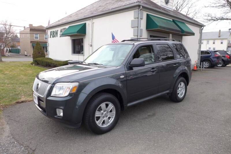 2009 Mercury Mariner for sale at FBN Auto Sales & Service in Highland Park NJ