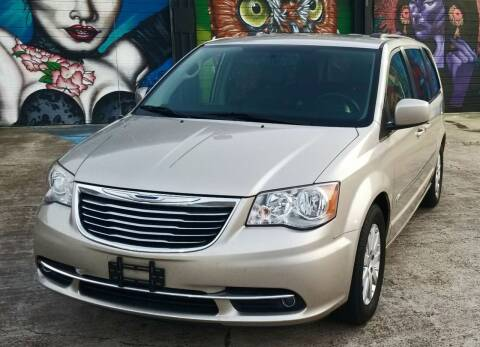 2014 Chrysler Town and Country for sale at Mr Cars LLC in Houston TX