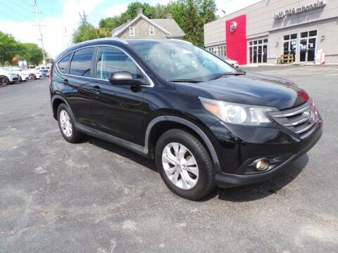 2013 Honda CR-V for sale at Jeff D'Ambrosio Auto Group in Downingtown PA