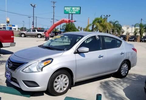 2015 Nissan Versa for sale at Budget Motors in Aransas Pass TX