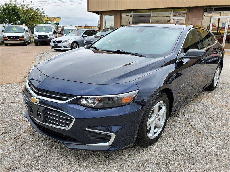Used Chevrolet Malibu For Sale In Denton Tx Carsforsale Com