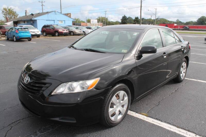 2007 Toyota Camry for sale at Drive Now Auto Sales in Norfolk VA