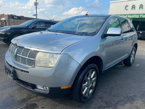 2007 Lincoln MKX for sale at MFT Auction in Lodi NJ