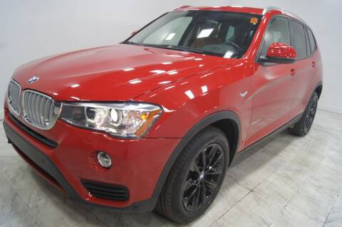 2017 BMW X3 for sale at Sacramento Luxury Motors in Carmichael CA