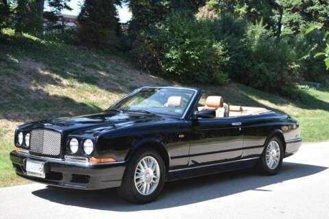 1998 Bentley Azure for sale at Gullwing Motor Cars Inc in Astoria NY