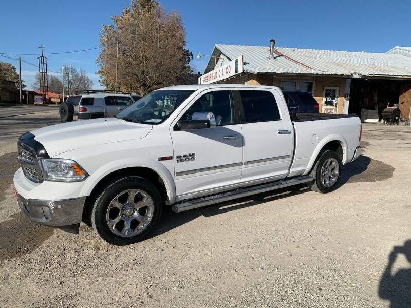 2016 RAM Ram Pickup 1500 for sale at GREENFIELD AUTO SALES in Greenfield IA