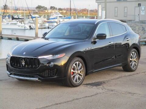 2017 Maserati Levante for sale at Convoy Motors LLC in National City CA
