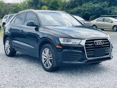 2018 Audi Q3 for sale at RUSTY WALLACE CADILLAC GMC KIA in Morristown TN