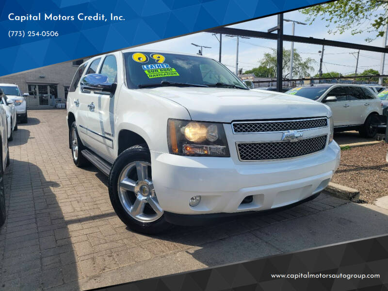 2009 Chevrolet Tahoe for sale at Capital Motors Credit, Inc. in Chicago IL