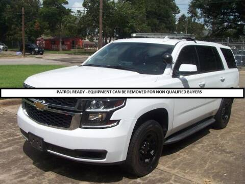 2015 Chevrolet Tahoe for sale at Government Fleet Sales in Kansas City MO