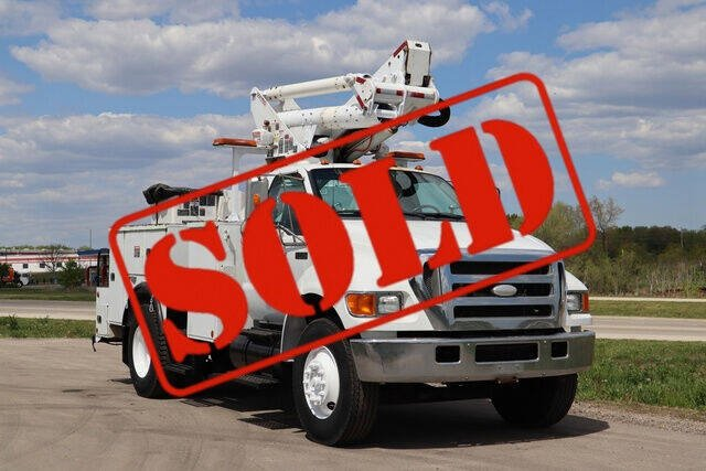 2007 Ford F-750 Super Duty for sale in Crystal Lake, IL
