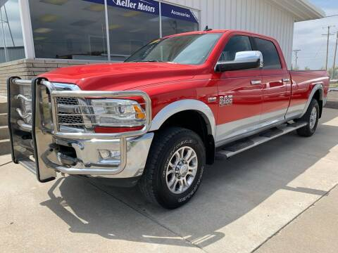 2017 RAM Ram Pickup 2500 for sale at Keller Motors in Palco KS