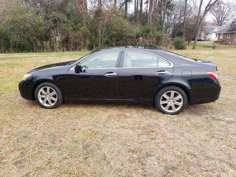 2007 Lexus ES 350 for sale at A-1 Auto Sales in Anderson SC