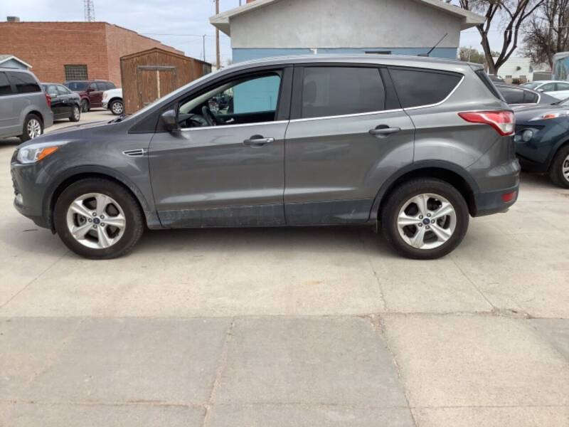 2014 Ford Escape for sale at Paris Fisher Auto Sales Inc. in Chadron NE