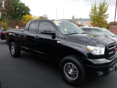 2013 Toyota Tundra for sale at R C Motors in Lunenburg MA