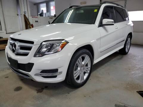 2015 Mercedes-Benz GLK for sale at Drive Motor Sales in Ionia MI