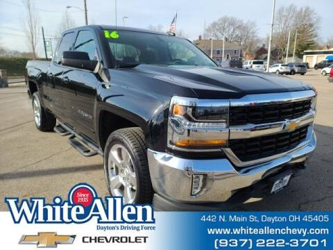 2016 Chevrolet Silverado 1500 for sale at WHITE-ALLEN CHEVROLET in Dayton OH