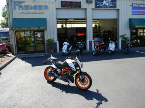 2015 KTM 390 Duke ABS for sale at PREMIER MOTORSPORTS in Vancouver WA
